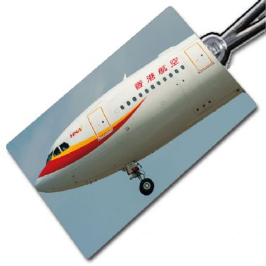 Hong Kong Airlines Crew Tag (nose)